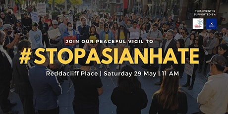 #StopAsianHate | Vigil in Brisbane tickets