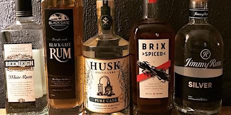 Australian Craft Rum Masterclass tickets