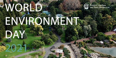 World Environment Day 2021   Schools Bookings tickets