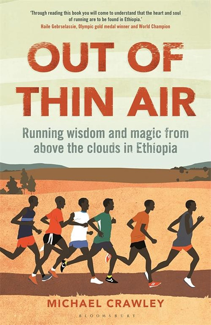 Online Book Club - Out of Thin Air by Michael Crawley image