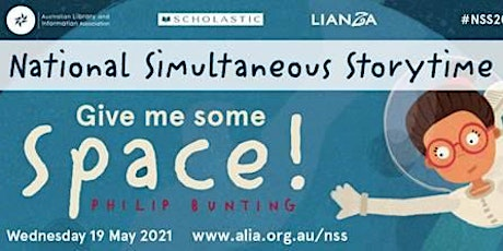 National Simultaneous Storytime - 'Give Me Some Space' - Hub Library tickets