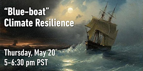"""Blue-boat"" Climate Resilience tickets"
