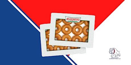 Ormeau Bulldogs x Krispy Kreme Fundraiser tickets