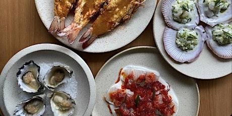 Kanin Popup Dinner - Cebuano Seafood Tasting Menu tickets