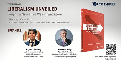 Webinar on Singapore's Future Governance tickets