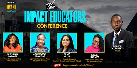 The Impact Educators Conference (May 2021 Edition) tickets