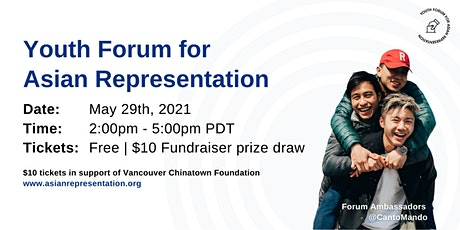 Youth Forum for Asian Representation tickets