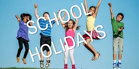 School Holiday Activity - Water Colour Circle [Dapto] tickets