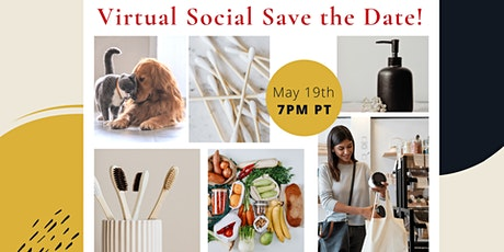 Monthly Virtual Social by Seattle Zero Waste tickets