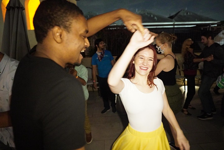 Salsa on the Rooftop! Fridays at Ivy Bar, Houston 06/11 image