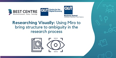 Using Miro to bring structure to ambiguity in the research process tickets