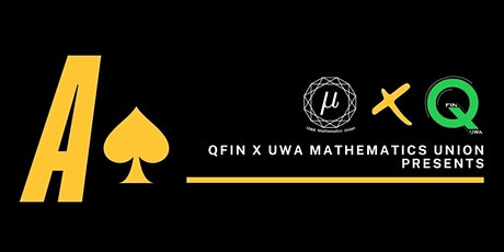 QFin X MU Poker Tournament tickets