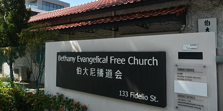 Bethany Evangelical Free Church English Service 23 May 2021 tickets