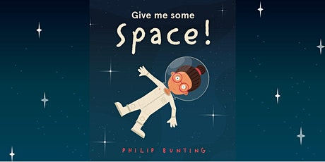 Give me some Space! - National Simultaneous Storytime 2021 - Forbes Library tickets