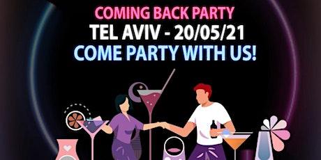 Welcome Back Party entradas