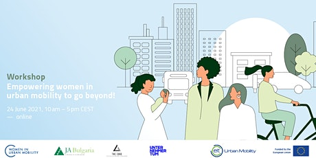 Empowering Women in Urban Mobility to Go Beyond! tickets