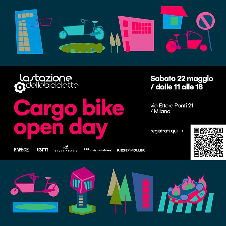 Immagine Cargo bike open day
