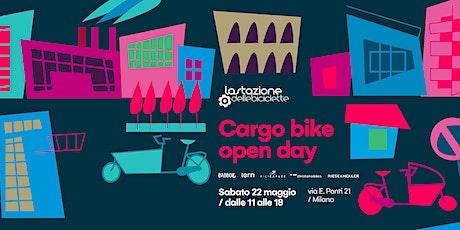 Cargo bike open day biglietti
