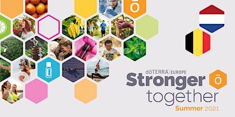 dōTERRA Stronger Together Summer 2021 -  Netherlands / Belgium tickets