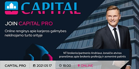 JOIN CAPITAL PRO tickets