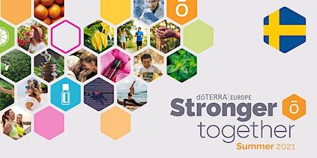 dōTERRA  Stronger Together Summer 2021 - Sweden tickets