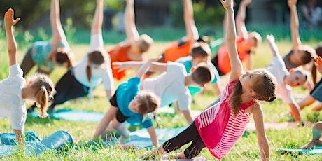 Downward Sprog - Kids Yoga tickets