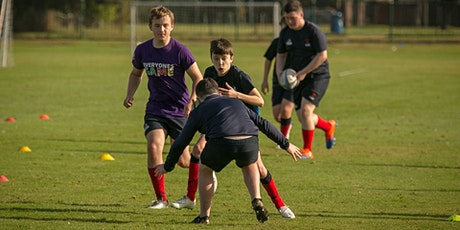 Ross Sutherland Rugby - Boys youth training tickets