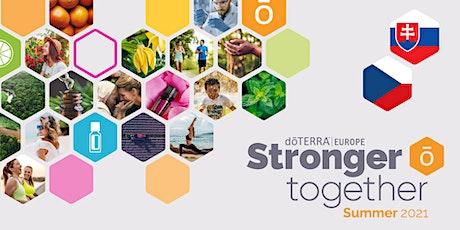 dōTERRA Central Europe Grand Summer Tour Online 2021 – Slovakia tickets