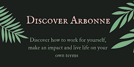 Discover Arbonne - June tickets