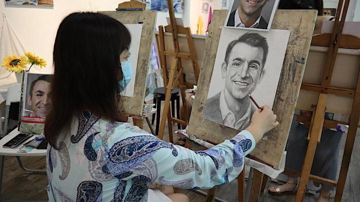 SPECIAL PROMO: Drawing & Sketching 12 Sessions Course 素描12节课程–AZ@PAYA LEBAR image