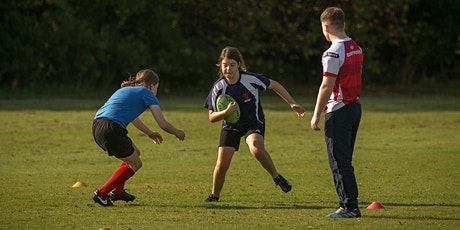 Ross Sutherland Rugby - Girls youth training tickets