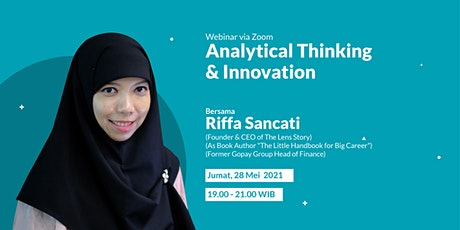 Analytical Thinking & Innovation tickets