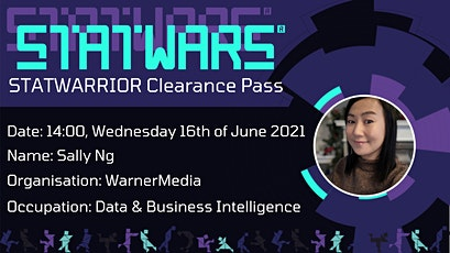 STATWARRIOR Interview: Sally Ng from WarnerMedia tickets