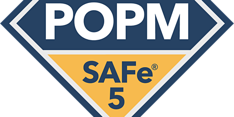 SAFe 5.0 Product Owner / Product Manager (POPM) Course- CET tickets
