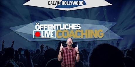 """Öffentliches Live-Coaching von """"Dein eigenes Business"""" Tickets"""