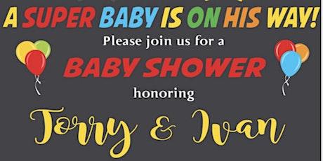Torry & Ivan's Baby Shower tickets
