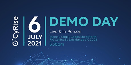 CyRise Demo Day, July 2021 tickets