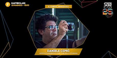 Il cinema immaginato con Daniele Ciprì - #SAEMILAN25 Masterclass. biglietti