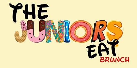 The Juniors Eat Brunch tickets