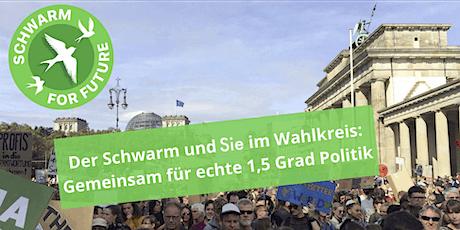Onlinetraining: Üben, fertig, los! Klimagespräche mit Ihren Abgeordneten Tickets