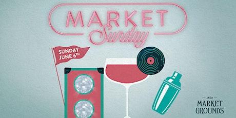 Market Sundays tickets
