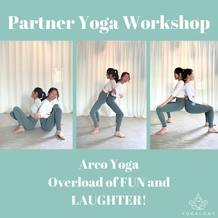 Partner Yoga Workshop image