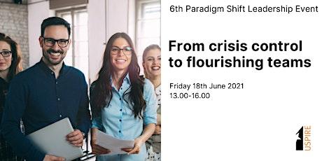 6th Paradigm Shift Leadership Event tickets