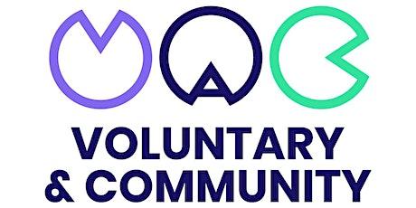 Calderdale VCS coronavirus peer support webinar- 18th May 2021 tickets