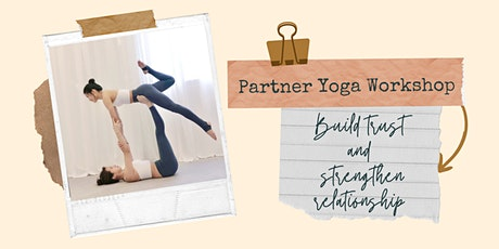Partner Yoga Workshop tickets