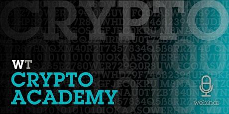 WT Crypto Academy Tickets