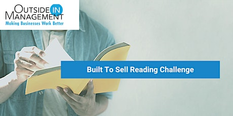 Built To Sell Reading Challenge tickets