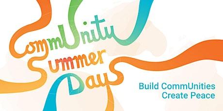 CommUnity Summer Days tickets
