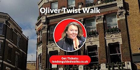 Oliver Twist Walk tickets