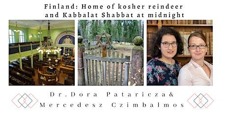 Jewish Finland: Home of kosher reindeer and Kabbalat Shabbat at midnight tickets